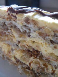 Splitska torta — Coolinarika