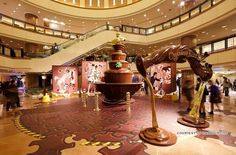 The Harbour City Chocolate Trail exhibition is truly a chocoholic's paradise.