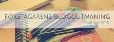 Blogga strukturerat