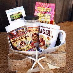 Hawaiian Wedding Gift Baskets : ... HAWAIIAN WEDDING GIFTS on Pinterest Gift baskets, Beach gifts and