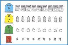 A colega Ana Amador do JI de Sabugueiro partilha connosco estas fichas de trabalho sobre a reciclagem . (clique nas imagens para abrir) ... Google Classroom, Computer Keyboard, Preschool, Kids, Recycling Activities For Kids, Earth Day, Worksheets, Teaching Math, Sustainability