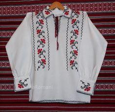 Camasa populara barbati Types Of Shirts, Men's Shirts, Boho Fashion, Christmas Sweaters, Tunic Tops, Costume, Children, Pillowcase Dresses, Women