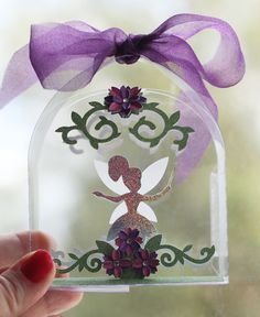 Fairy in a Bottle - Test Cut Success