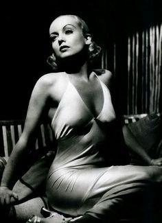Elegant and funny Carole Lombard