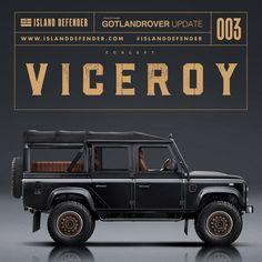 Land Rover Defender Concept #islanddefender Markus Hammarberg www.islanddefender.com www.markushammarberg.com