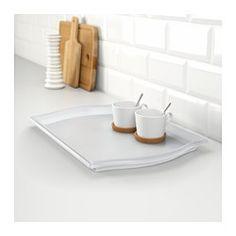 SMULA Tray, clear - IKEA