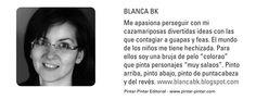 """BLANCA BK  """"El misterio de Julia""""  """"Sol, nena y pitín"""""""