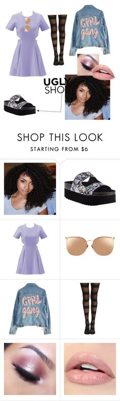 """""""Untitled #23"""" by rivka-reba ❤ liked on Polyvore featuring Jeffrey Campbell, Elizabeth and James, Linda Farrow, High Heels Suicide and Too Faced Cosmetics"""