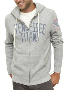 e7d6636f5 Junk Food Clothing - - NFL Tennessee Titans Sunday Hoodie Broncos Gear