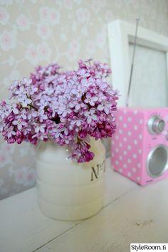 kukat,maalaisromanttinen,syreeni
