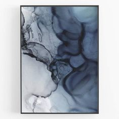 Print | Agate - by blumenkindjen Agate, Alcohol, Ink, Artwork, Paintings, Inspiration, Products, Paper, Proud Of You