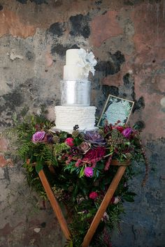 Welsh Floral Wedding Inspiration