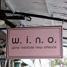 6:00 p.m. – Wine Institute New Orleans   24 Things To Do At Every Hour In New Orleans