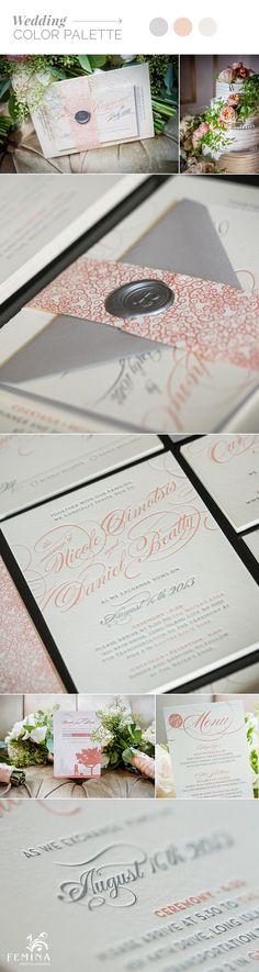 We offer custom design services for your wedding invitations, stationary, paper goods and more. Wedding Motifs, Sophisticated Wedding, Letterpress Wedding Invitations, Philadelphia Wedding, Paper Goods, Service Design, Portrait Photographers, Seal, Custom Design