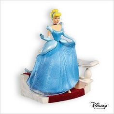 The Glass Slipper Disney's Cinderella 2007 Hallmark Keeps...