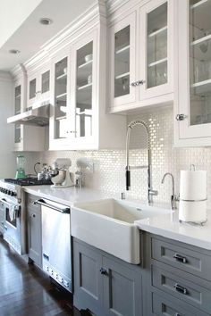 Kitchen Cabinet Ideas - CLICK PIC for Various Kitchen Ideas. #kitchencabinets #kitchenisland