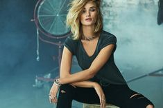 Rosie Huntington-Whiteley para Paige Denim | Galería de fotos 9 de 10 | GLAMOUR