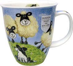 Borders & Sheep Mug