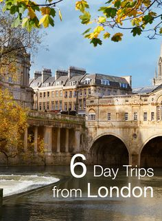 Check out these cities as a day trip from London for the full English experience!