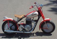 Mustang  Motorcycle.