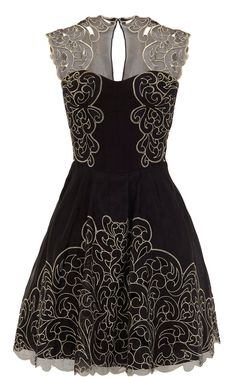 Ottoman desing dress