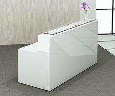 8 best white reception desk images white reception desk waiting rh pinterest com