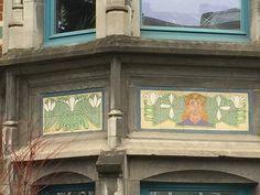 Avenue de Tervuren 93 detail