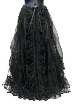Sabrina Shimmer Skirt