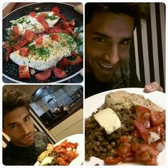 Chicken + Lentils + Vegetables + Healthy Fats = Delicious  #bulletproofdiet #paleo #weightloss #malemodel