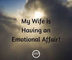 Q: I recently found out my wife is involved in an emotional affair. She says she is in love with him, that she never loved me, and that she feels no passion in our marriage. I still love my wife and want this marriage to work. Is there any hope for us? We have three […]
