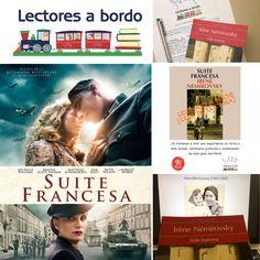 """""""Lectores a bordo"""" [Club de lectura]. Sesión «Suite francesa» de Irène Némirovsky."""