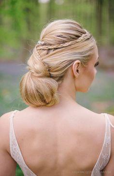 Best Wedding Hairstyles : Featured Photographer: Kasia Bacq Photographer
