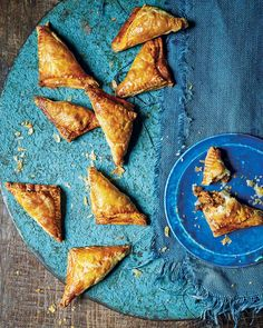 This flavour-packed coriander chicken parcel recipe is from Chetna Makan's cookbook <i>The Cardamom Trail</i>.