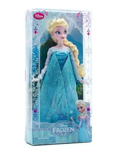 Frozen Toys/Books/Music - Addicted To Disney Frozen Boutique