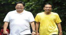 Kader Golkar Ingin Airlangga Hartarto Jadi Cawapres Jokowi