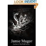 See first book in the See Series, they go along with the Insight Series books by Jamie McGee