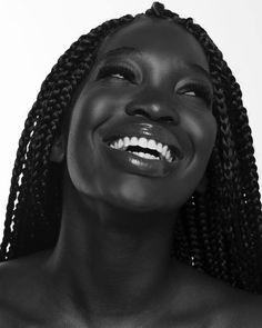 naturalafricangoddess:     doraowusu    GHANA - Of Course Black is Beautiful