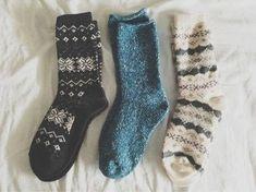 Fuzzy Socks ✿ ✿