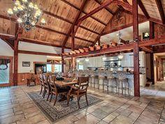 Hocking Hills Vacation Rental - VRBO 574401 - 8 BR OH Lodge, -