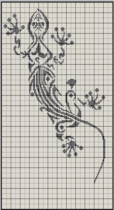 Un free d'inspiration polynésienne !!! - Tribal Gecko