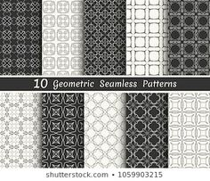 Similar Images, Stock Photos & Vectors of Triangle geometric vector pattern,patt… – Tattoo Pattern Geometric Patterns, Geometric Tattoo Pattern, Vektor Muster, Banners, Line Background, Black And White Lines, Texture, Vector Pattern, Doodle Art