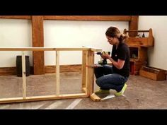▶ Ana White - Outdoor Couch #HowTo - Great YouTube walk through video using #RYOBI One+ tools.