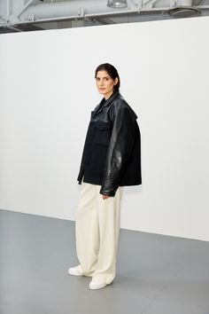 From Oslo, Norway, Blanket Coats that Preserve Tradition for a Sustainable Future | Vogue Blanket Coat, Cozy Scarf, Women Names, Winter Looks, Oslo, Fashion Days, Wool Coat, Preserves, Norway