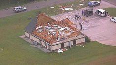 04-06 Whitesboro Neighborhood Feels Brunt Of Possible Tornado... #NationalWeatherService: 04-06 Whitesboro… #NationalWeatherService