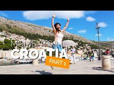 Moments in Croatia: Dubrovnik, Makarska, Bol (Part Golden Horn, Enchanted Island, Thousand Islands, Adriatic Sea, Central Europe, Dubrovnik, The Republic, Coastal, In This Moment