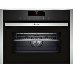 Buy Neff C18FT56N1B Built-In Single Oven, Stainless Steel Online at johnlewis.com