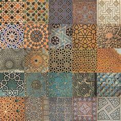 islamic pattern に対する画像結果