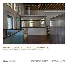 887 Wylie Street | Atlanta, GA | Kronberg Wall Architects & Planners - Duotone, Value, Saturate & Achromatic Tile