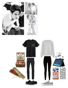 """Short Scenario (Mingyu x Lilly) {Read the description}"" by cmarnoldrr ❤ liked on Polyvore featuring art"
