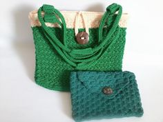 handbag and mini purse